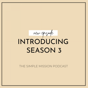 Season 3 is all about bringing back the basics of Christianity. We will do more Bible studies, go over the basics of Bible, how to start, bring amazing people with great theological backgrounds that can share more of their mission and tips to study the Bible.